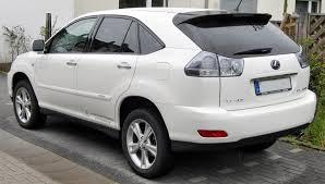 2006 lexus rx400h gas mileage lexus rx 400h cvt 268 hp specification review videos