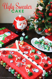 Ugly Christmas Sweater Party Decoration Ideas by Ugly Christmas Sweater Cake Cake Ideas