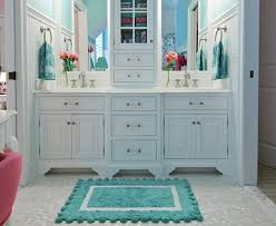 turquoise bathroom ideas teal and white bathroom this for adjoining