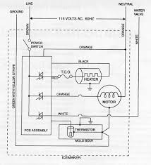 whirlpool ice maker wiring diagram u0026 ice maker