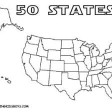 Best Photos Of Usa Coloring Pages United States Map No Color I Coloring Pages Usa