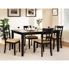 walmart dining table and chairs 50 walmart dining table set lexington 5 piece 60quot width table