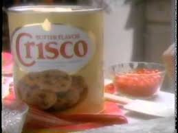 crisco christmas cookie commercial 1989 youtube