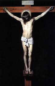 on the cross 1632 by diego velazquez