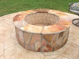 Texas Fire Pit by Cost To Build A Firepit In Houston Tx