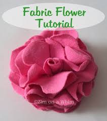 Tutorials By A 177 Best Fabric Flower Tutorials Images On Pinterest Fabric