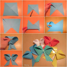 gift bow diy diy simple and easy paper gift bow usefuldiy