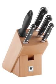zwilling professional s knife block 6 piece set myer online