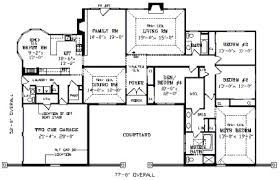 U Shaped Ranch House Plans | appealing u shaped ranch house plans gallery best inspiration