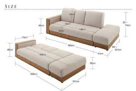 Simple Wooden Sofa Puzzle Wood Sofa Bed Mikemikellc