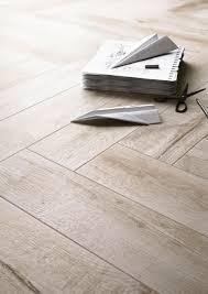 Cream Tile Effect Laminate Flooring Treverkmade Warm Hue Stoneware Marazzi