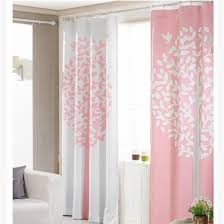 Ikea Pink Curtains Ikea Curtains Trees Decorate The House With Beautiful Curtains