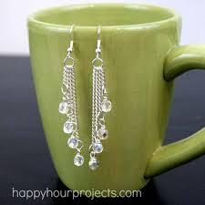 easy earrings 42 fabulous diy earrings you can make for next to nothing diy