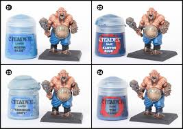tutorial how to paint ogre kingdom u0027s ogre bulls tale of painters