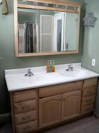 Double Sink Vanities For Small Bathrooms by Installing A Bathroom Vanity Hgtv