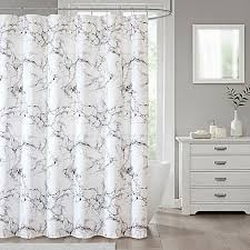 Cheap Shower Curtains Marble Shower Curtain Collection Bed Bath Beyond