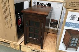 end table with outlet broyhill furniture outlet chairside table costco end with outlets