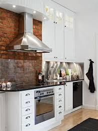kitchen stainless steel backsplash tolle kitchen stainless steel backsplash bricks and 162047