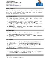Computer Hardware And Networking Resume Samples Extraordinary Ideas Excellent Resume 11 Ideal Resumes Samples