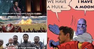 Avengers Meme - 15 fresh new memes straight from the avengers infinity war trailer