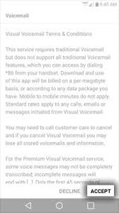 verizon visual voicemail android upgrade to premium visual voicemail verizon wireless