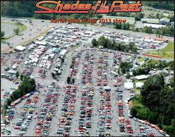 shades of the past brings car show to pigeon forge