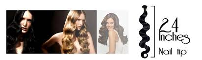 bonded hair extensions pre bonded wavy hair extensions buy wavy extensions