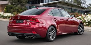 red lexus truck 2017 lexus is model range pricing and specs new looks and more