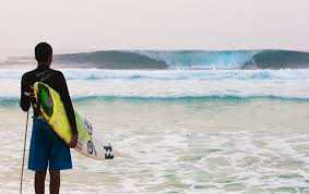 Can A Blind Person Dream This Blind Guy Became A Professional Surfer Using An Unusual