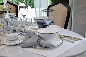 Dining Room Place Settings How To Set A Dining Room Table
