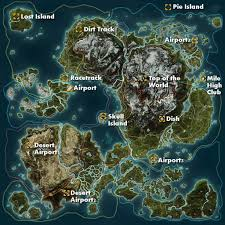 Huge World Map by Just Cause 3 Full World Map Size Revealed Compared With Just Cause 2