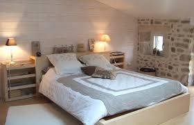 chambres d h es e de r imposing deco chambre lambris en peint lambriss e bois blanc moderne