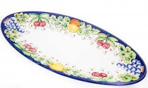 ceramic serving platter ceramic trays ceramic fish ceramic serving platter via umbria