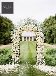 wedding ceremony arch home wedding ceremony advice