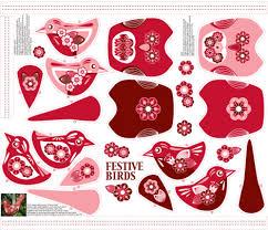 hanging ornament pattern designs spoonflower design challenge