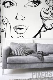 Sharpie Wall Mural 271 Best Murales Pop Art Images On Pinterest