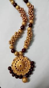 handmade terracotta jewellery manufacturer from madurai