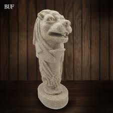 aliexpress buy buf singapore merlion statue sculpture resin