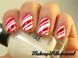 10 fantastic diy christmas nail art designs