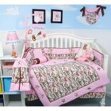 baby crib bedding sets purple and teal nursery bedding