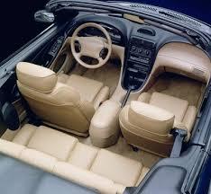 1996 Mustang Gt Interior 1994 1995 Ford Mustang Gt U2013 Last Of The Pushrod V8 Mustang Gts