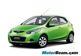 mazda small car models mazda to make toyota s new small car
