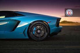 lamborghini aventador tyre price blue lamborghini aventador roadster looks amazing on hre wheels