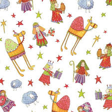 caspari wrapping paper entertaining with caspari continuous gift wrapping paper nativity