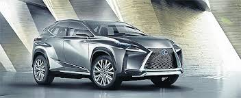 lexus suv concept post article