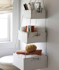 bathroom basket ideas 30 brilliant bathroom organization and storage diy solutions