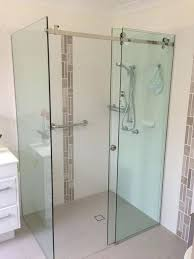 Shower Doors Prices Frameless Sliding Shower Door Moutard Co