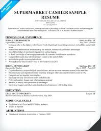 service clerk sample resume sample resume of cashier customer service part time cashiers
