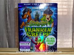 scooby doo frankencreepy review giveaway the small things