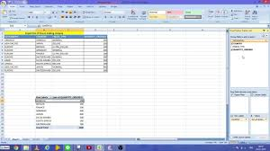 pivot tables for dummies microsoft excel pivot table for dummies and beginners youtube